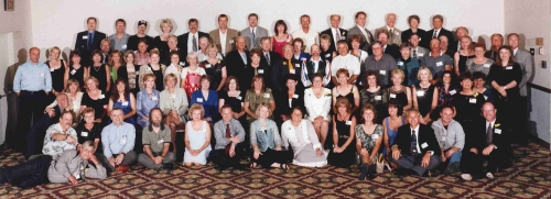FVHS Class of 1970  30 Year Reunion in 2000