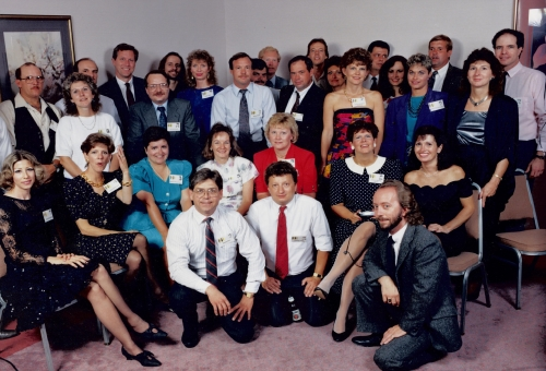 Carl Sandburg Jr. High 1966 taken in 1990